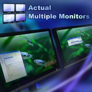 is actual multiple monitors crack for windows
