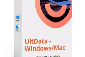 Tenorshare UltData – Windows 7.3.5.8 With Crack Free Download